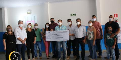 Deputado Estadual Bruno Peixoto visita Corumbaíba e traz recursos importantes para o município