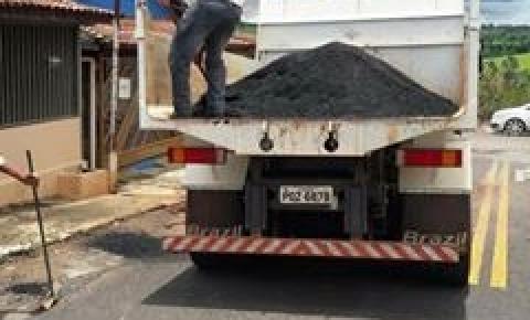 Operação Tapa – Buracos em Corumbaíba