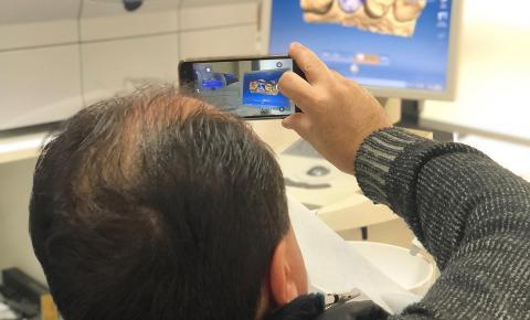 A tecnologia está cada vez mais presente na odontologia