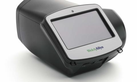 Em três segundos, aparelho realiza teste ocular em crianças a partir de seis meses