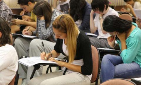 26,7% dos inscritos no ENEM têm de 21 a 30 anos