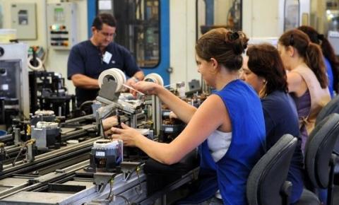 62% do emprego criado neste ano, em Goiás, veio da Indústria