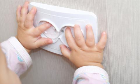 Seguros para proteger crianças e tranquilizar pais