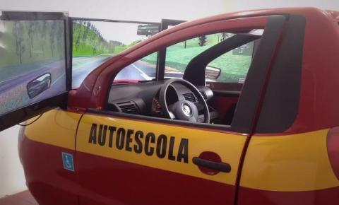 Uso de simuladores de direção para tirar CNH em Goiás passa a ser facultativo