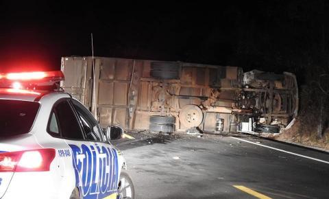 Grave acidente na noite entre  do dia 20/07  entre Caldas Novas e Marzagão