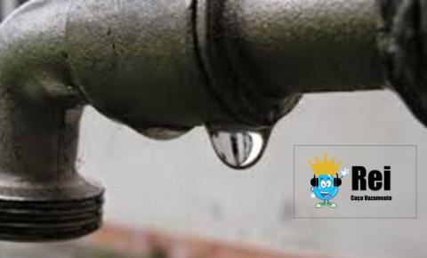 Caça vazamento de água, tecnologias Inovam na localização de vazamento
