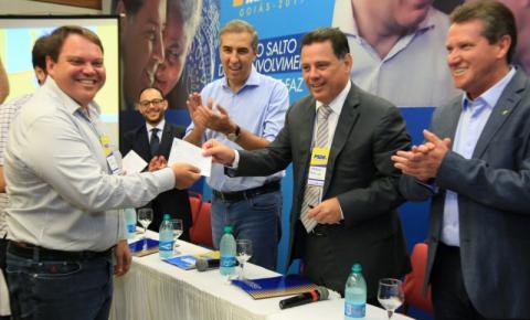 Prefeito de Corumbaíba Wisner de Araújo  filia - se ao PSDB