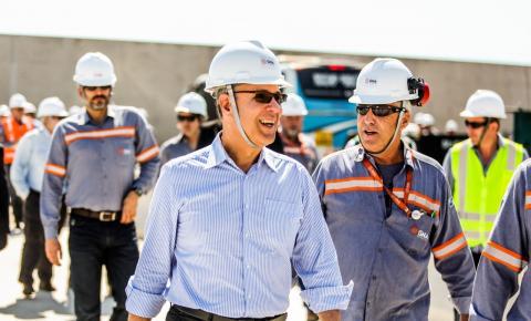Ministro de Minas e Energia e Agentes do setor debatem o novo mercado do gás