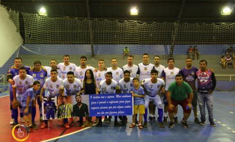 SEC/CORUMBAÍBA  vence o time do Anápolis/UniEvangélica e é lider do Goiano de Futsal 2019