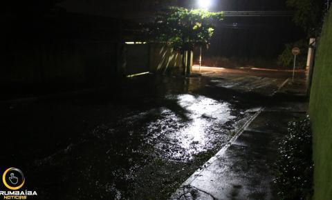 Chove em Corumbaíba
