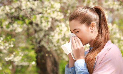 Como evitar os efeitos das crises alérgicas provocadas pela primavera