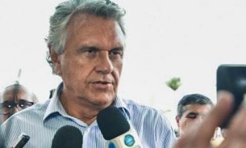 Caiado transferido para tratamento no Sírio-Libanez, em São Paulo