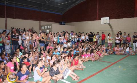 Festa em Comemoração ao dia das Crianças de Nova Aurora