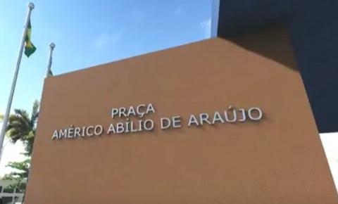 Administração  Municipal de Corumbaíba divulga Projeto Oficial PRAÇA AMÉRICO ABÍLIO DE ARAÚJO