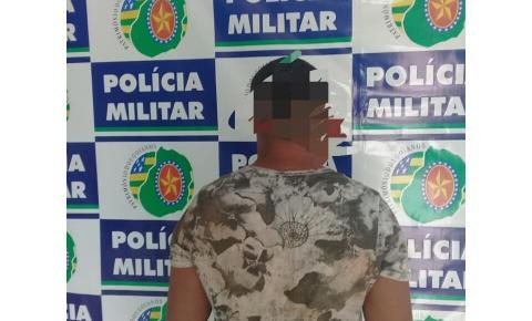 PRESO HOMEM POR  CRIME DE VIOLÊNCIA DOMÉSTICA EM CORUMBAÍBA