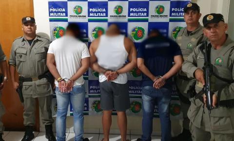 PM prende traficantes de drogas que pretendiam agir no evento Caldas Country
