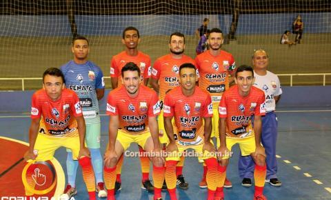 Time da Vila Amorim assume liderança do 24º Campeonato Municipal de Futsal de Corumbaíba