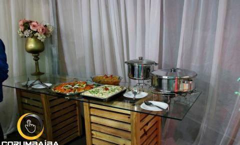 Empresários do Espaço Gourmet - Massa Show de Corumbaíba trazem inovação neste fim de ano.