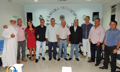 Deputado Estadual Álvaro Guimarães faz Visita a Corumbaíba