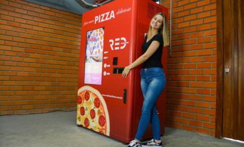 Franquia muda a forma de se vender pizza no Brasil