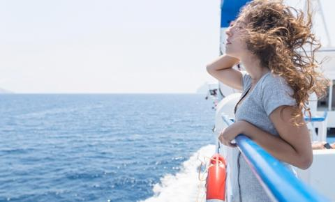 Cruzeiros marítimos crescem no gosto de viajantes brasileiros