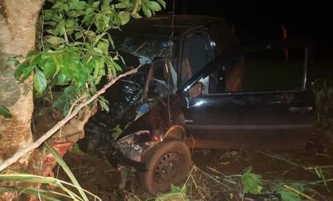 Jovem de Tupaciguara morre em acidente em Goiás - motorista estava embriagado