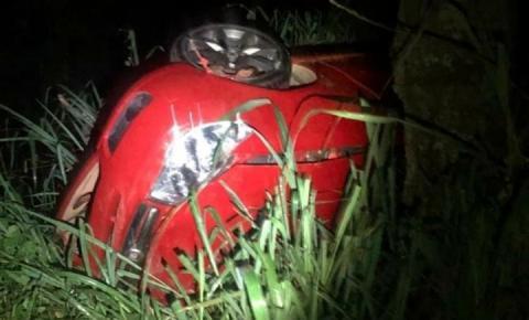 Duas jovens morrem em acidente entre Pires do Rio e Orizona