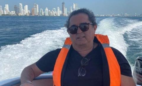Beze, suplente de Kajuru no Senado, é encontrado morto em hotel na Colômbia