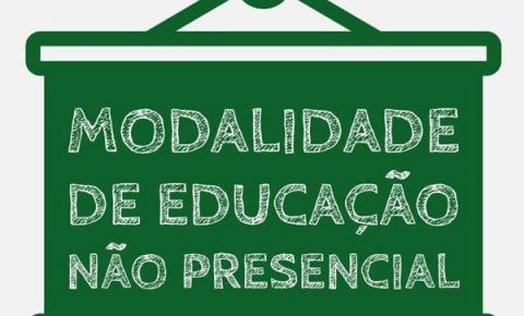 Comunicado da Secretária Municipal de Educação de Corumbaíba em referência as aulas das escolas municipais