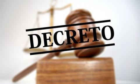 Prefeito Wísner Araújo faz novo Decreto Municipal 1653/20