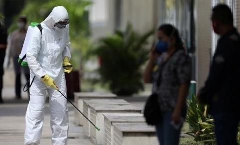 Brasil tem 5.017 mortes e 71.886 casos de covid-19