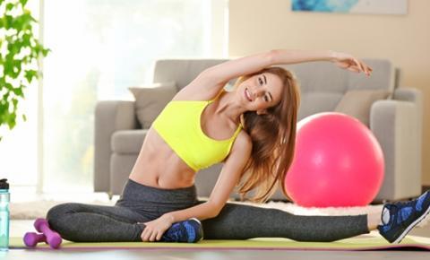Exercícios para fazer em casa durante a quarentena