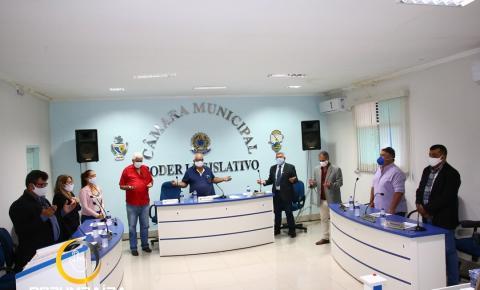 Vereadores de Corumbaíba comunicaram mudança de partido
