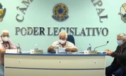 Executivo envia vários projetos de Lei para apreciação da Câmara em  Corumbaíba
