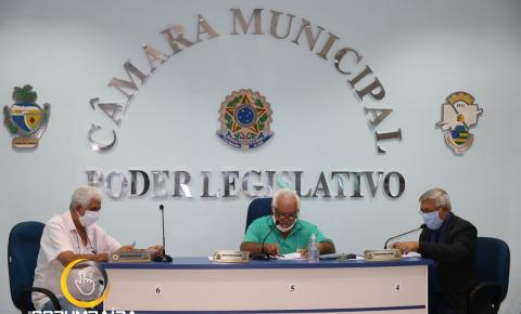 Câmara de Vereadores vota requerimentos e projetos de interesse da comunidade