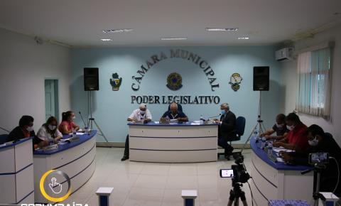 10ª Reunião Ordinária da Câmara de Vereadores de Corumbaíba