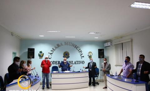 Semana produtiva na Câmara de Vereadores de Corumbaíba