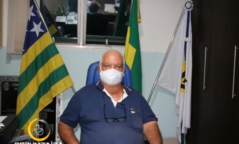 Presidente da Câmara Antônio Pádua fala sobre a pandemia do COVID - 19