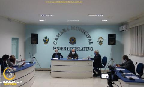 Confira os projetos e requerimentos votados na Câmara de Vereadores de Corumbaíba neste mês de Junho