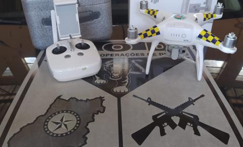 Sindicato Rural de Corumbaíba doa Drone Phantom 4 a equipe COD SUL / Corumbaíba