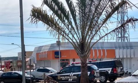 """Polícia Civil deflagra Operação """"Porteira Fechada"""""""