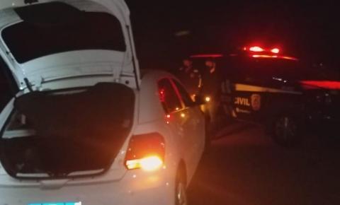 Polícia Militar de Caldas Novas troca tiros e cidadão vem a óbito