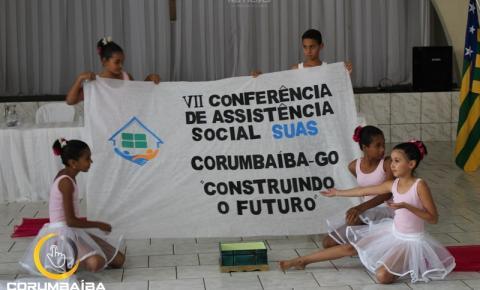 VII Conferência de Assistência Social de Corumbaíba