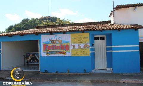 INAUGURAÇÃO DA LOJA FOFINHO BANHO E TOSA