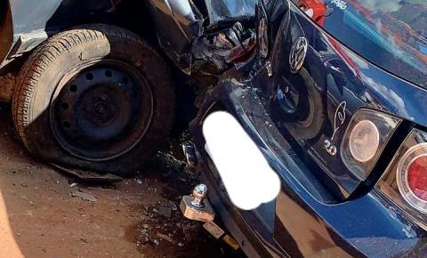Acidente de trânsito em Corumbaíba
