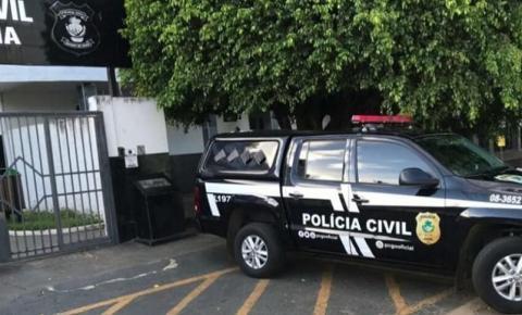 Suspeitos de pedofilia  são presos em Corumbaíba