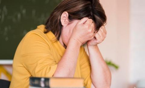 Saúde mental de professores durante pandemia gera preocupação