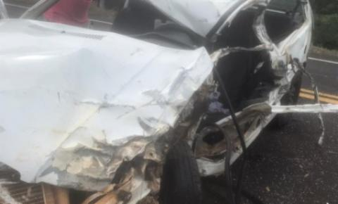 Jovem de Buriti Alegre morre em acidente próximo a Corumbaíba