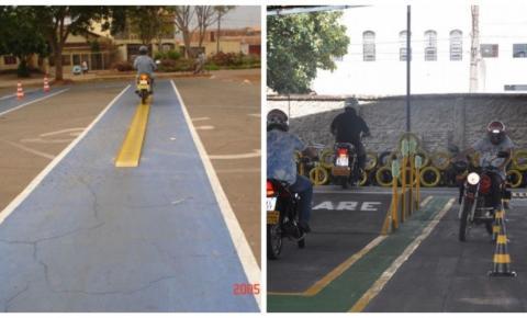 Aprovação em prova prática sobe em municípios com pistas padronizadas pelo Detran-GO