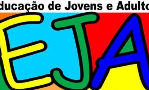 Matrículas abertas para  2º e 3º Ano do Ensino Fundamental - Educação de Jovens e Adultos (EJA)